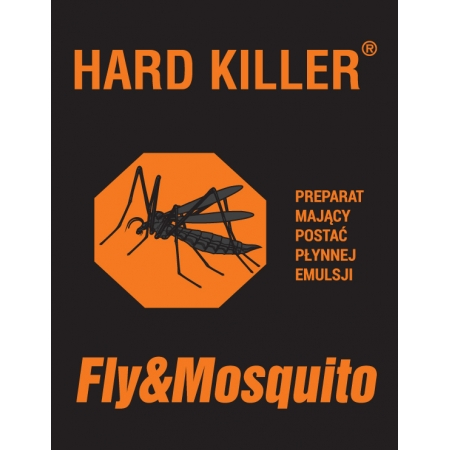 Hard Killer Fly & Mosquito