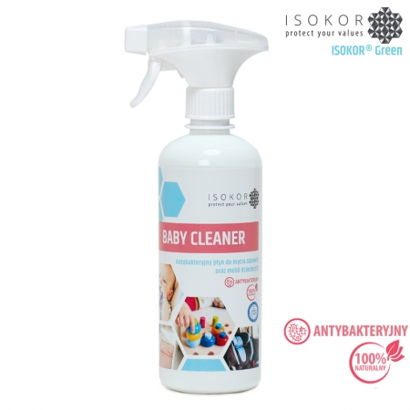 ISOKOR Baby Cleaner 500ml