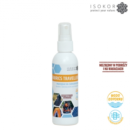 ISOKOR Fabrics Traveller 100ml